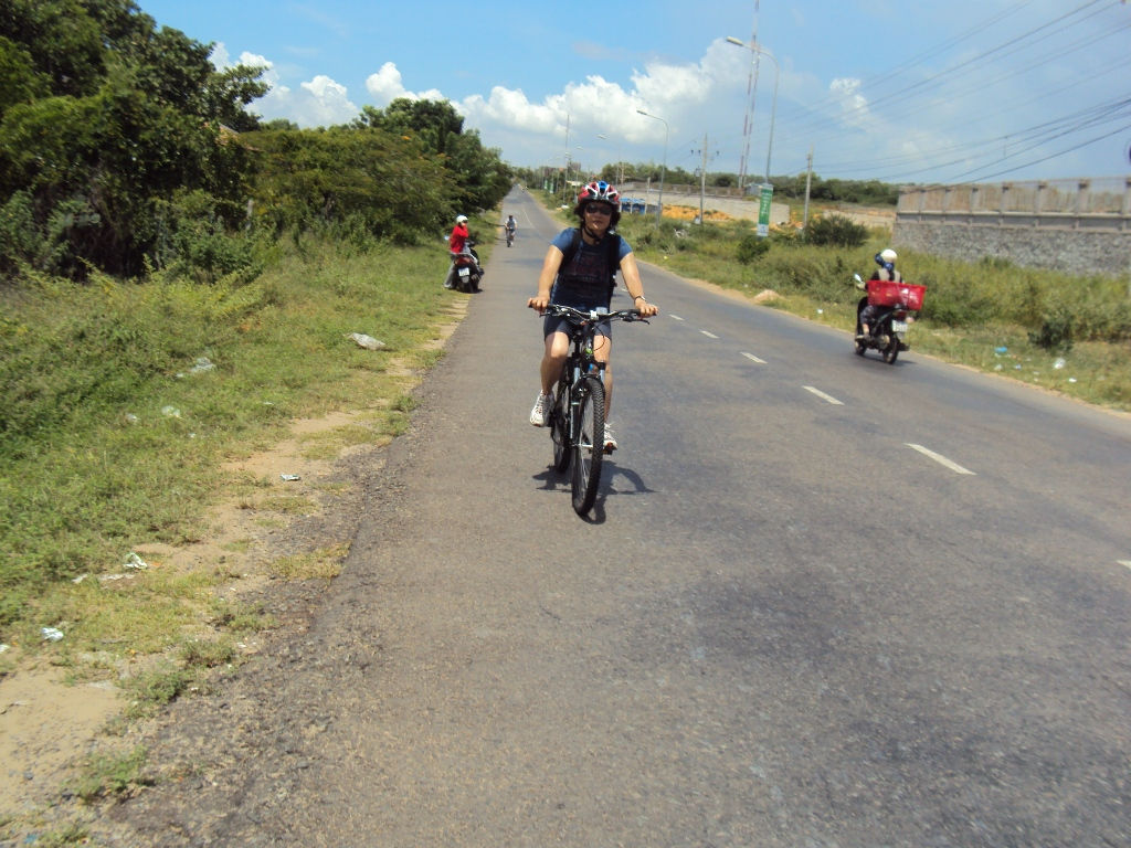 Cycling Mui Ne