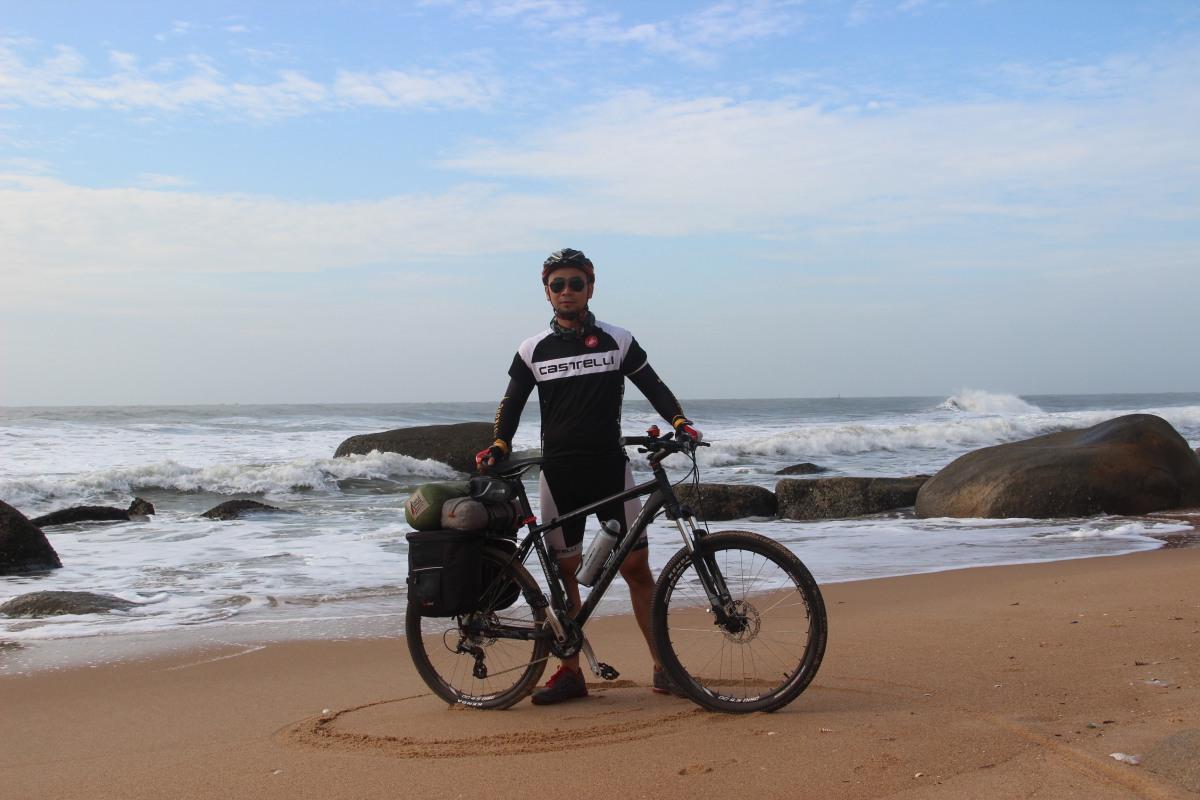 Bike & Sea with Vietnam Bike Tours