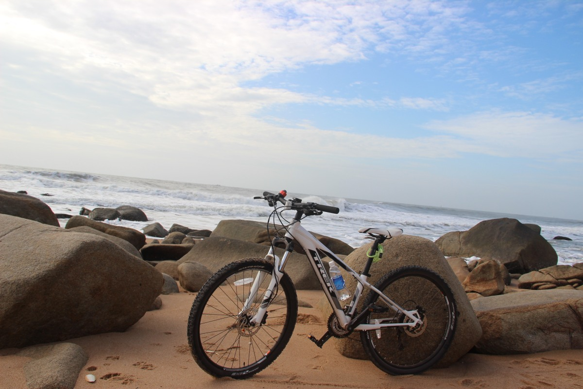 Bike & Sea with Vietnam Bike Tours