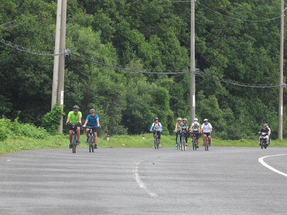 can gio sunday bike ride