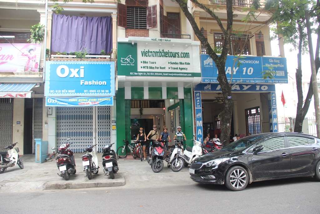 Vietnam Bike Tours - hue office (2)-5