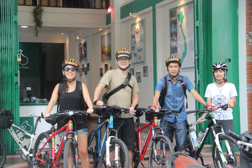 Vietnam Bike Tours - hue office (5)-5